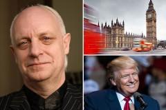 Nhà tiên tri Craig Hamilton-Parker, người từng đoán đúng về Brexit và chiến thắng của ông Trump. (Ảnh: Internet)