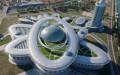 Phối cảnh những công trình trong tương lai ở Bình Nhưỡng. (Ảnh: Internet)