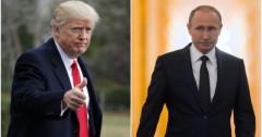 Tổng thống Donald Trump và Tổng thống Vladimir Putin (Ảnh Getty)