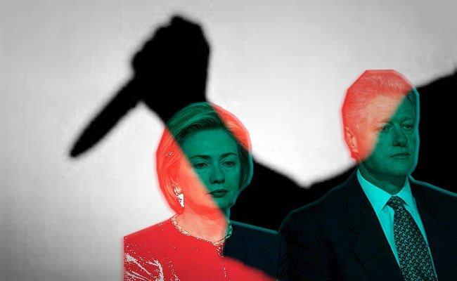 Một danh sác dài những cái chết bí hiểm có liên quan đến gia đình Clinton vừa được công bố mới đây.