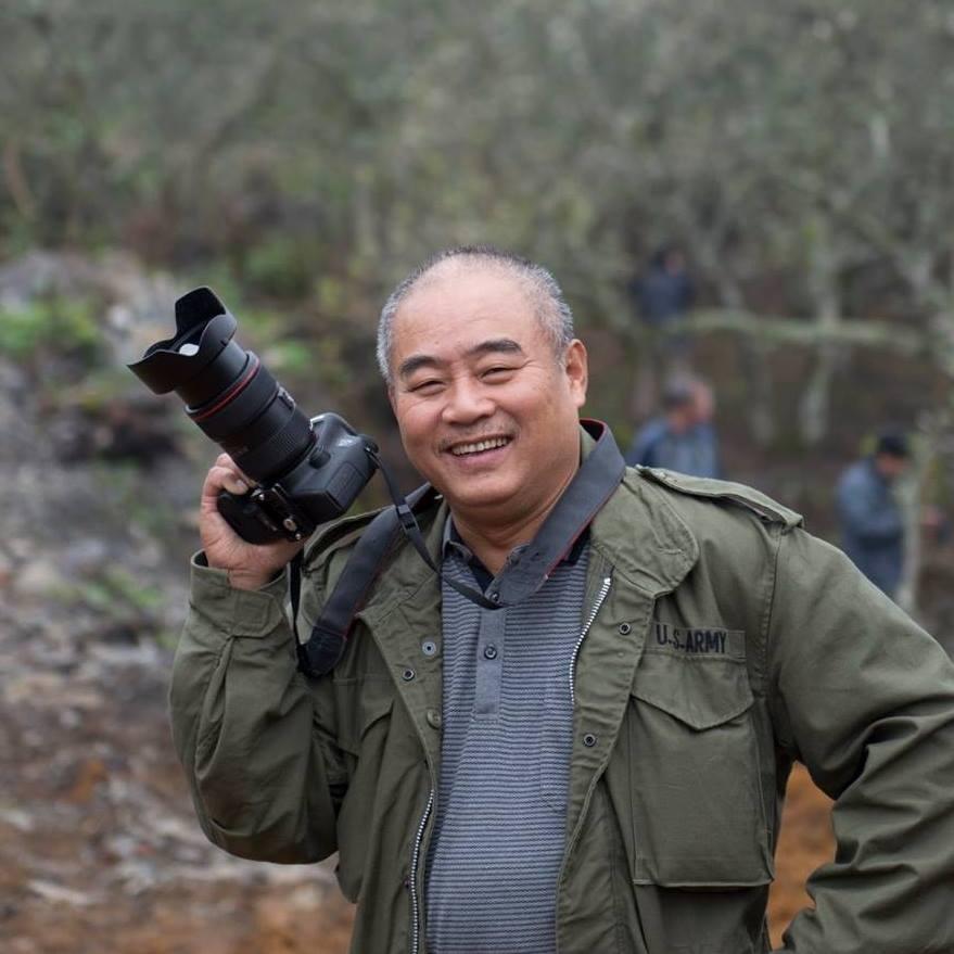 Lê Văn Hòa. Ảnh facebook