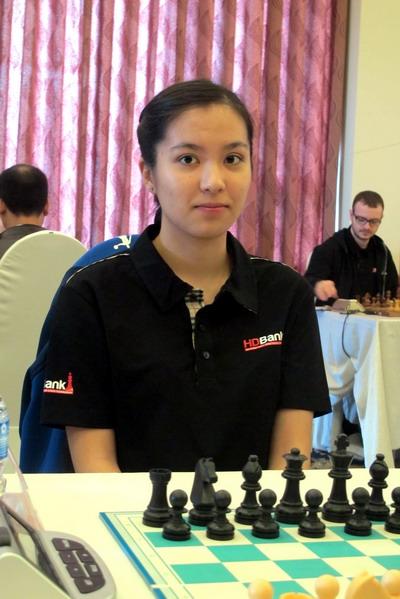 Dinara-Saduakassova