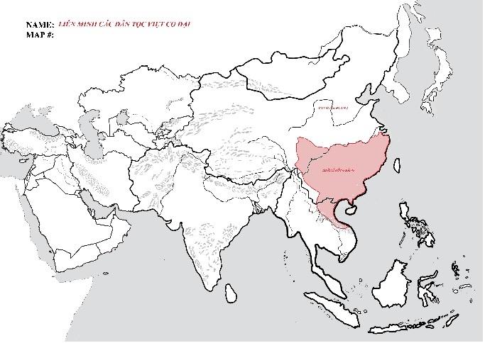 bản đồ Xích Quỷ