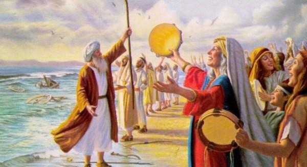 tiên tri, sông Nile, Moses, Miriam, Do Thái, Bài chọn lọc, Ai Cập,