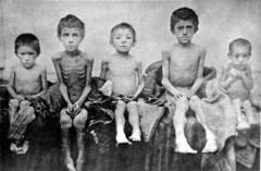 Những nạn nhân của Nạn Đói Lớn ở Ukraine do chính quyền Liên Xô gây ra. (Ảnh sưu tầm từ internet)