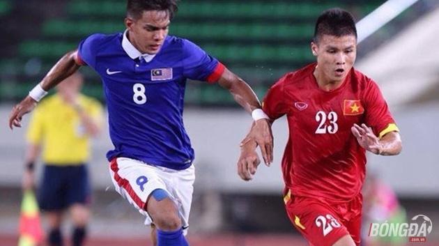 Quang Hải - một trong những c6au2 thủ xuất sắc của U20 Việt Nam. Ảnh: Minh Anh - bongda.com.vn