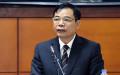 Bộ trưởng Bộ Nông nghiệp và phát triển nông thôn Nguyễn Xuân Cường. Ảnh nld.com.vn