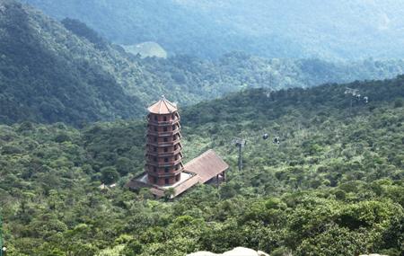 Núi Yên Tử. Ảnh internet