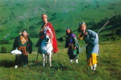 Nội hàm chân chính của Tây Du Ký là con đường hàng phục ma tính của người tu hành. (Ảnh: 148apps)