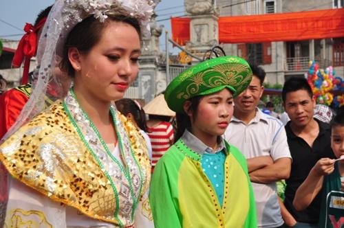 Dương Đình Nghệ mở hội tranh tài kén rể cho con. (Ảnh minh họa từ soha.vn)