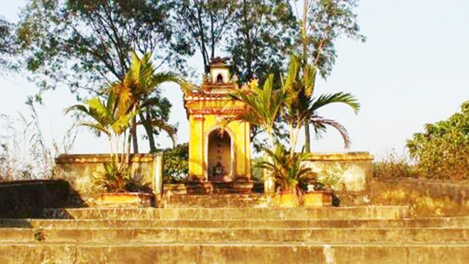 Lăng mộ Nguyễn Thị Duệ