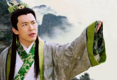 Tạo hình nhân vật Lưu Bá Ôn trong phim. (Ảnh: Spcnet.tv)