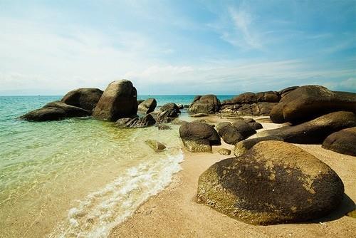 Cù Lao Câu hay đảo Hòn Câu (Bình Thuận)