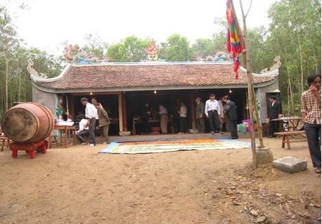 Nhà thờ Trạng Nguyên Bạch Liêu tại xóm Thanh Đà – Mã Thành – Yên Thành – Nghệ An (Ảnh Di tích Lịch sử Văn hóa Quốc gia)