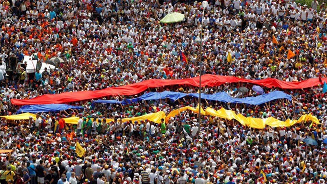 Biểu tình Venezuela