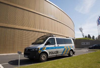 Cơ quan cảnh sát phòng chống tội phạm có tổ chức của Séc. Ảnh VOV-Praha