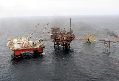 Một giàn khoan của Repsol (Offshore Energy Today)