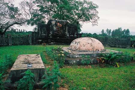 mộ Võ Tánh
