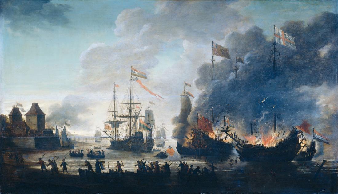 Tàu chiến Hà Lan