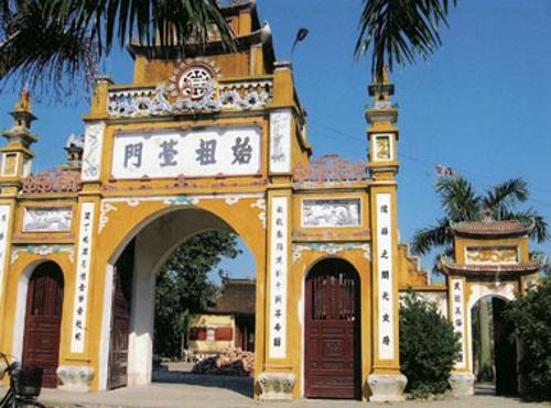 Đền thờ Kinh Dương Vương