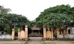 Đền thờ Trần Khát Chân