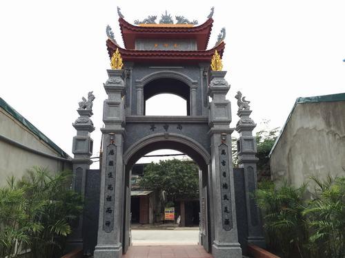 Nhà thờ họ Ngô ở Nghệ An