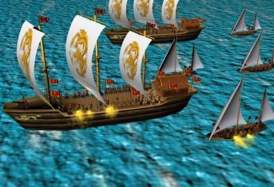 Tàu chiến Tây Sơn
