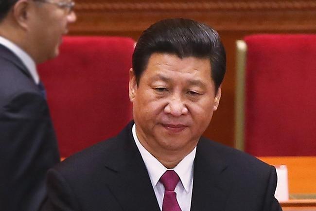 Ông Tập Cận Bình đã phá bỏ quy tắc chỉ định người tiếp quản quyền lực và bỏ phiếu trong Đảng, nhưng vẫn bị những nguyên tắc trong Đảng trói buộc (Ảnh: Feng Li/Getty Images)