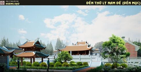 Đền thờ Lý Nam Đế