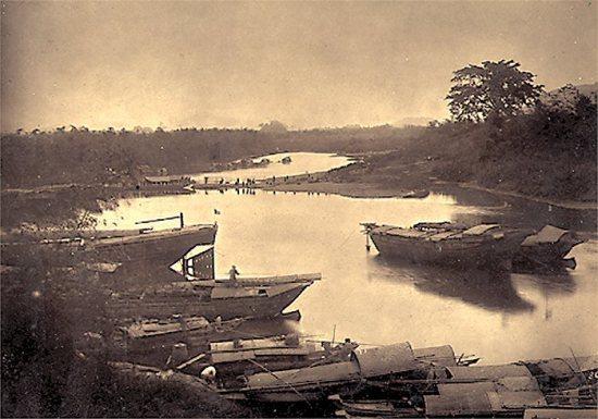 Sông Tô Lịch xưa kia