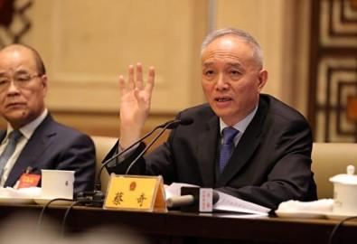 Thái Kỳ – Ủy viên Bộ Chính trị, Bí thư thành ủy thành phố Bắc Kinh (Ảnh: Epoch Times)