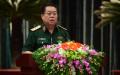 Thượng tướng Nguyễn Trọng Nghĩa - phó chủ nhiệm Tổng cục chính trị Quân đội. Ảnh: Quang Định (tuoitre.vn)