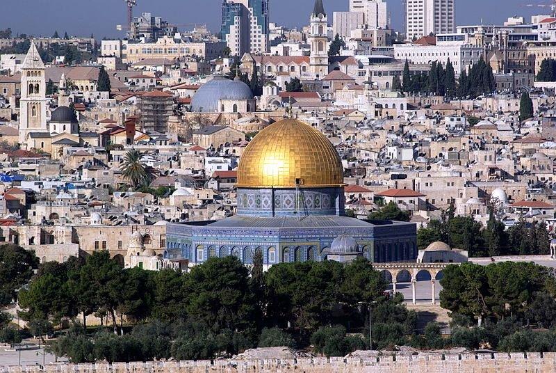 Jerusalem được công nhận là thủ đô của Israel - Phúc báo cho một dân tộc dám đứng lên vì chính nghĩa. Ảnh 1