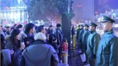 Thành phố Thượng Hải hủy bỏ hoạt động đón năm mới 2018, cấm bắn pháo hoa, huy động 4000 cảnh sát để giám sát (Ảnh từ Internet)