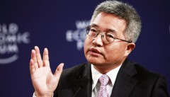 Ông Trương Duy Nghênh, nhà nghiên cứu kinh tế học Trung Quốc. (Ảnh: Wikimedia Commons)