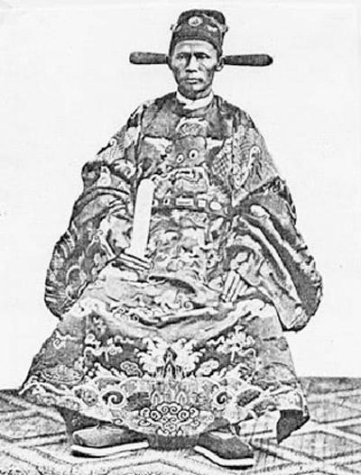 Chân dung Phạm Phú Thứ. (Ảnh từ internet)