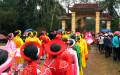Lễ hội ở đền Đại Kại tưởng nhớ người phụ nữ có công lớn với vùng đất của Chúa Bầu.