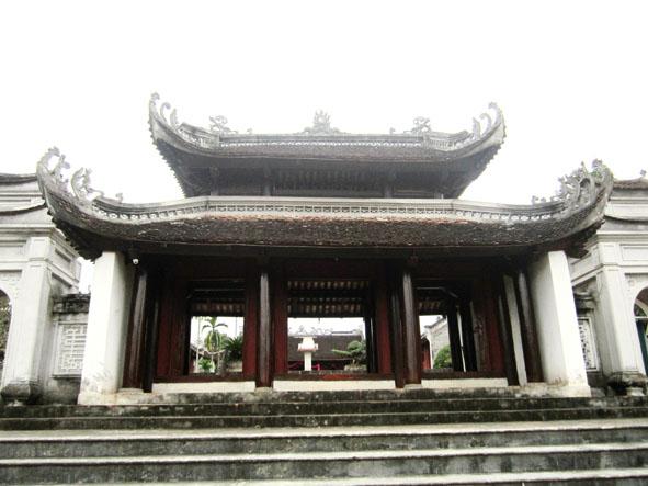 Đền thờ Chúa Bầu
