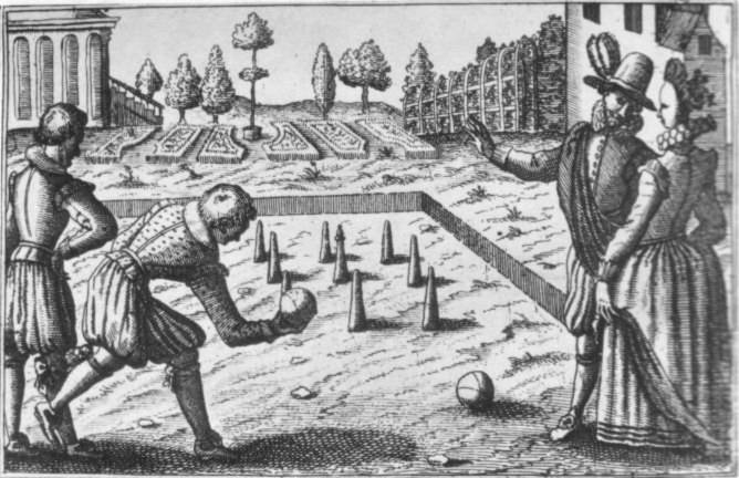 chơi bowling, ai cập cổ đại, 5000 năm trước,
