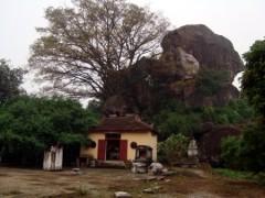 Chùa Voi, nơi đây xưa kia là nhà của Trạng nguyên Trịnh Huệ dùng để dạy học miễn phí cho người dân. (Ảnh từ báo Thanh Hóa)
