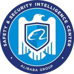 Biểu tượng bộ phận an ninh mạng của Alibaba