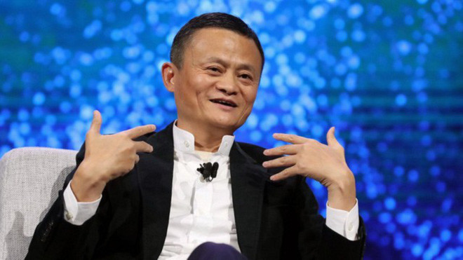 Jack Ma. Ảnh Trí Thức Trẻ