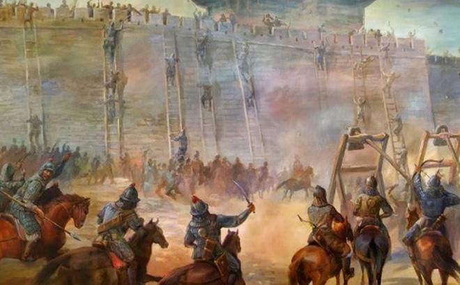 Quân Mông Cổ