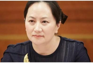 Bà Mạnh Vãn Châu, Giám đốc tài chính Huawei. (Ảnh: 9to5mac
