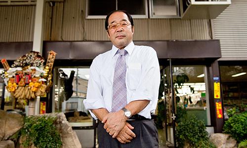 Ông Yano - Chủ tịch Daiso Sangyo Corp sở hữu khối tài sản trị giá gần 2 tỷ USD. (Ảnh từ Bloomberg)
