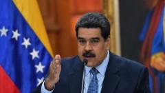 Tổng thống Maduro. Ảnh: YURI CORTEZ/AFP/Getty Images)