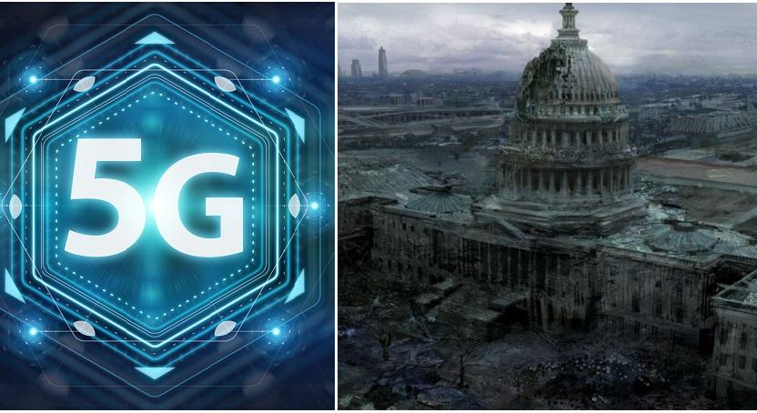 Các quốc gia trên thế giới đang có kế hoạch triển khai mạng 5G trong những năm tới, nhưng 5G có một nhược điểm tiềm ẩn có thể mở ra một thảm họa lớn cho con người. (Ảnh: t/h)