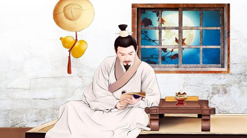 Bên cạnh các hoàng đế thường xuất hiện rất nhiều kỳ nhân dị sỹ, có khả năng tiên đoán phi thường. (Ảnh: Secretchina)