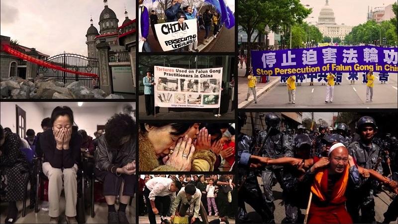 Vì Vạn lý Tường lửa ngăn người dân Trung Quốc tiếp cận sự thật, nên nhiều cuộc đàn áp nhân quyền đang diễn ra nhưng người dân nước này cũng không tin là có thật. (Ảnh qua Google Plus)