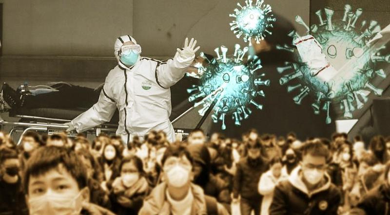 Virus viêm phổi Vũ Hán không phải đến từ tự nhiên, mà là một loại virus được tổng hợp. (Ảnh: VOV)
